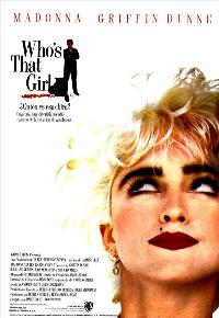 Who's That Girl? - 11 x 17 Movie Poster - Spanish Style A