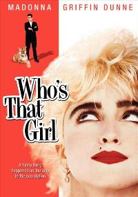 Who's That Girl? - 11 x 17 Movie Poster - UK Style A