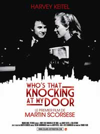 Who's That Knocking at My Door - 27 x 40 Movie Poster - Style B