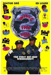 Who's the Man? - 27 x 40 Movie Poster - Style B