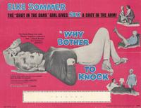 Why Bother to Knock - 11 x 14 Movie Poster - Style A
