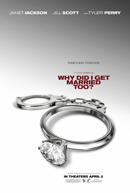 Why Did I Get Married Too - 11 x 17 Movie Poster - Style A - Double Sided
