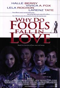 Why Do Fools Fall in Love? - 27 x 40 Movie Poster - Style A