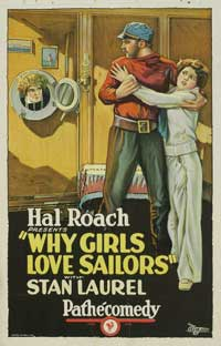 Why Girls Love Sailors - 11 x 17 Movie Poster - Style A