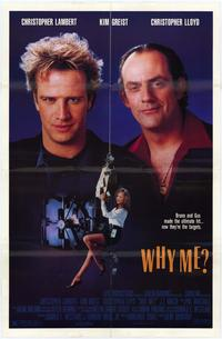 Why Me? - 27 x 40 Movie Poster - Style A
