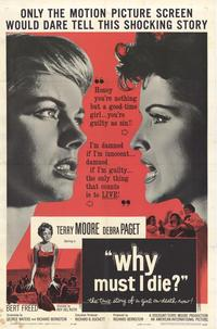 Why Must I Die - 27 x 40 Movie Poster - Style A