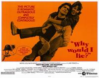 Why Would I Lie? - 11 x 14 Movie Poster - Style B