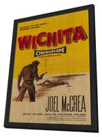 Wichita - 11 x 17 Movie Poster - Style A - in Deluxe Wood Frame