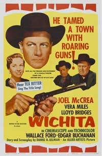 Wichita - 11 x 17 Movie Poster - Style B