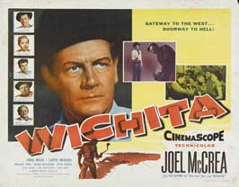Wichita - 22 x 28 Movie Poster - Half Sheet Style A
