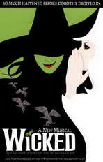 Wicked (Broadway) - 14 x 22 Poster - Style A