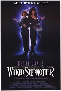 Wicked Stepmother - 11 x 17 Movie Poster - Style A