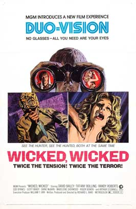 Wicked, Wicked - 11 x 17 Movie Poster - Style A