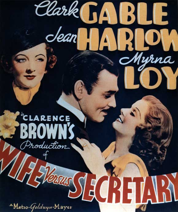 Wife vs. Secretary movie