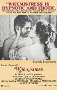 Wifemistress - 11 x 17 Movie Poster - Style A