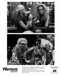 Wigstock - 8 x 10 B&W Photo #1