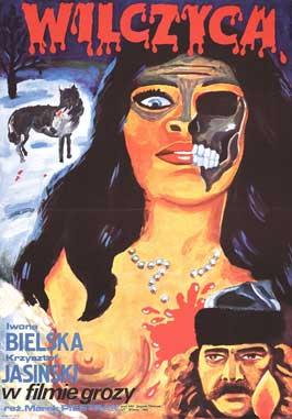 Wilczyca - 27 x 40 Movie Poster - Polish Style A