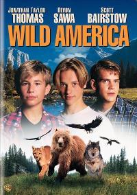 Wild America - 11 x 17 Movie Poster - Style B
