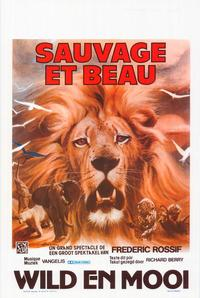 Wild and Beautiful - 27 x 40 Movie Poster - Belgian Style A