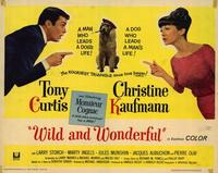 Wild and Wonderful - 22 x 28 Movie Poster - Half Sheet Style A