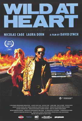 Wild at Heart - 11 x 17 Movie Poster - Style C