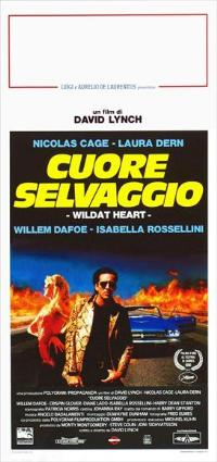 Wild at Heart - 13 x 28 Movie Poster - Italian Style A
