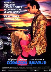 Wild at Heart - 11 x 17 Movie Poster - Spanish Style A