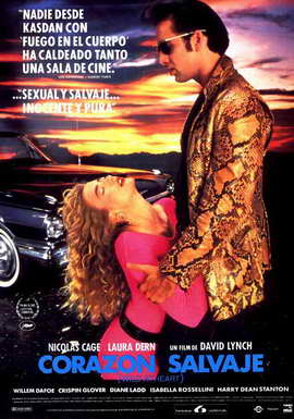 Wild at Heart - 27 x 40 Movie Poster - Spanish Style A
