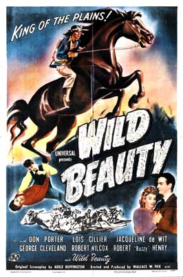 Wild Beauty - 11 x 17 Movie Poster - Style A