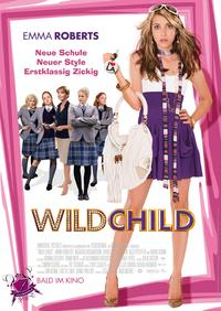 Wild Child - 27 x 40 Movie Poster - German Style A