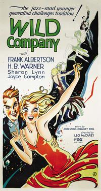 Wild Company - 27 x 40 Movie Poster - Style A