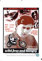 Wild, Free & Hungry - 27 x 40 Movie Poster - Style A