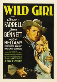 Wild Girl - 11 x 17 Movie Poster - Style A