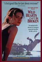 Wild Hearts Can't Be Broken - 27 x 40 Movie Poster - Style B