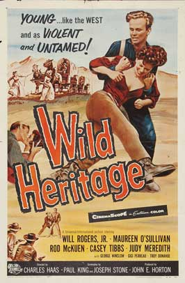 Wild Heritage - 27 x 40 Movie Poster - Style A
