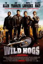 Wild Hogs - 27 x 40 Movie Poster - Style A