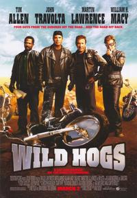 Wild Hogs - 43 x 62 Movie Poster - Bus Shelter Style A