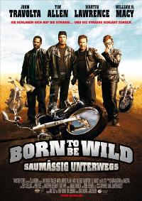 Wild Hogs - 27 x 40 Movie Poster - German Style A