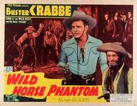 Wild Horse Phantom - 11 x 14 Movie Poster - Style A