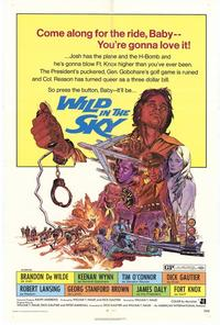 Wild in the Sky - 11 x 17 Movie Poster - Style A