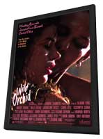 Wild Orchid - 11 x 17 Movie Poster - Style A - in Deluxe Wood Frame