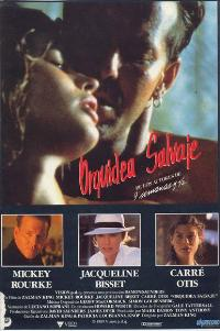 Wild Orchid - 27 x 40 Movie Poster - Spanish Style A