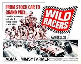 Wild Racers - 11 x 14 Movie Poster - Style A