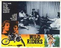 Wild Riders - 11 x 14 Movie Poster - Style A