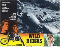 Wild Riders - 11 x 14 Movie Poster - Style B