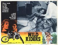 Wild Riders - 11 x 14 Movie Poster - Style E