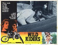 Wild Riders - 11 x 14 Movie Poster - Style F
