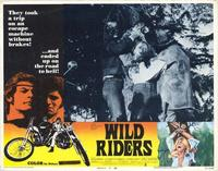 Wild Riders - 11 x 14 Movie Poster - Style C