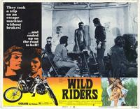 Wild Riders - 11 x 14 Movie Poster - Style G
