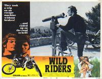 Wild Riders - 11 x 14 Movie Poster - Style H